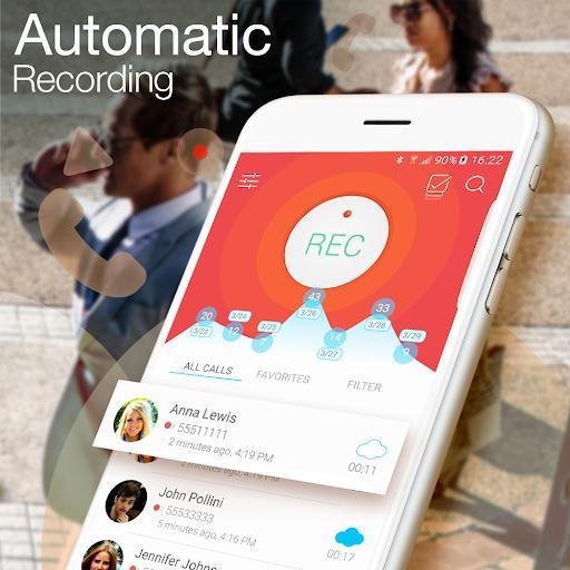 Call Recorder - CallsBox - عکس برنامه موبایلی اندروید