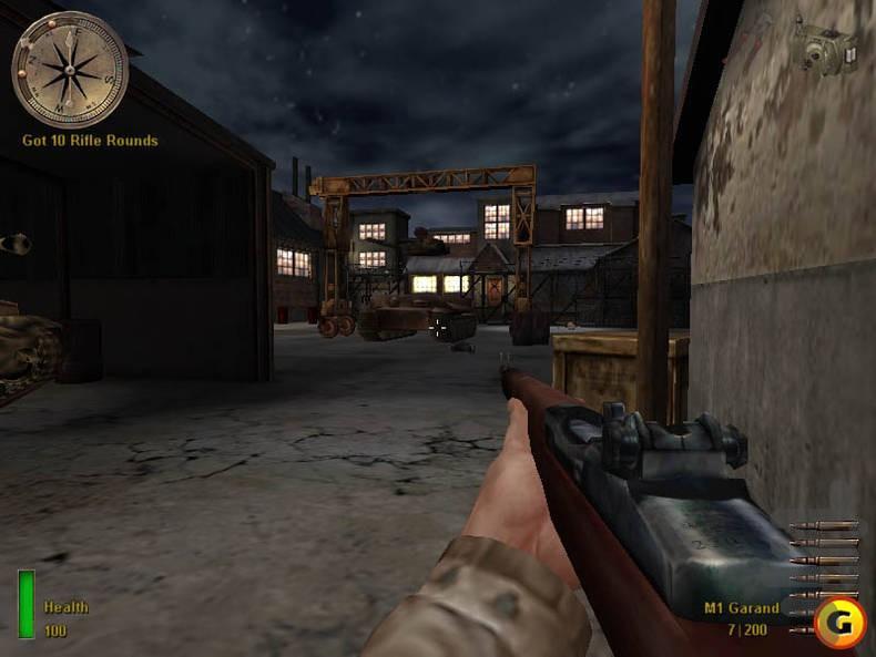 سرباز آلمانی 1 - عکس بازی موبایلی اندروید