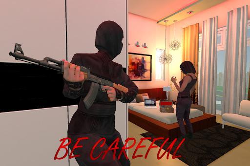 Cars Thief-Gangster Car Drive - عکس برنامه موبایلی اندروید
