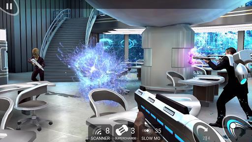 MIB: Galaxy Defenders Free 3D Alien Gun Shooter - عکس بازی موبایلی اندروید