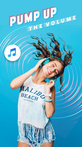 Super Volume Booster -Sound Booster for Android - عکس برنامه موبایلی اندروید