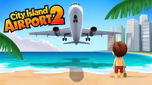City Island: Airport 2 - عکس بازی موبایلی اندروید