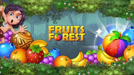 Fruits Forest : Rainbow Apple - عکس بازی موبایلی اندروید
