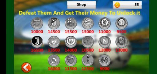 Handy Football : World Cup and Europa League - عکس بازی موبایلی اندروید