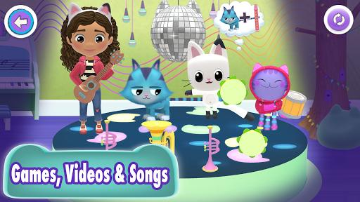 Gabbys Dollhouse: Play with Cats - عکس بازی موبایلی اندروید