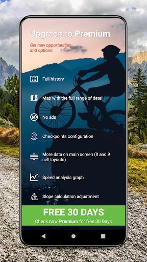 Bike Tracker - عکس برنامه موبایلی اندروید