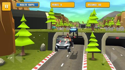 Faily Brakes 2: Car Crash Game - عکس بازی موبایلی اندروید