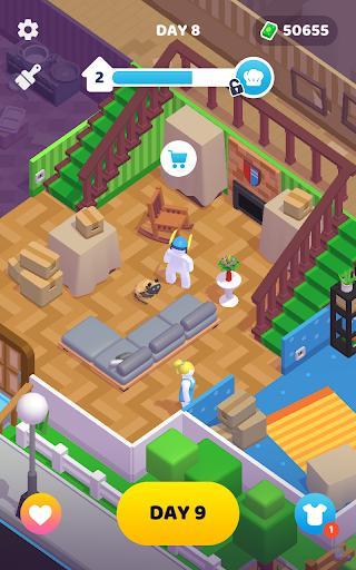 Staff! - Job Game | Real Life Simulator - عکس بازی موبایلی اندروید