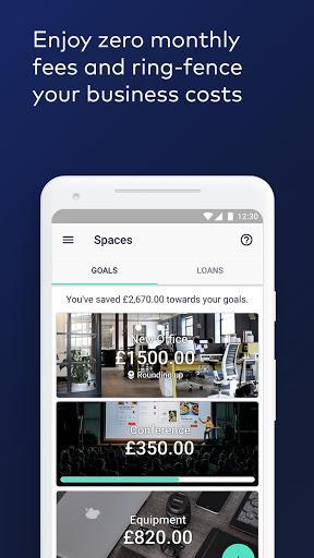 Starling Bank - Mobile Banking - عکس برنامه موبایلی اندروید