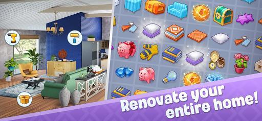 Merge Design: Home Renovation & Mansion Makeover - عکس بازی موبایلی اندروید