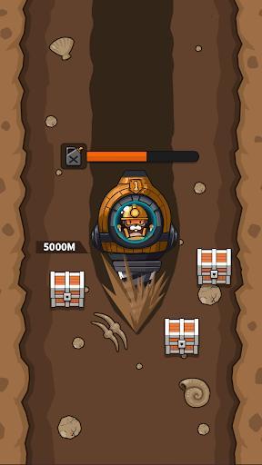 Popo's Mine - Idle Mineral Tycoon - عکس بازی موبایلی اندروید
