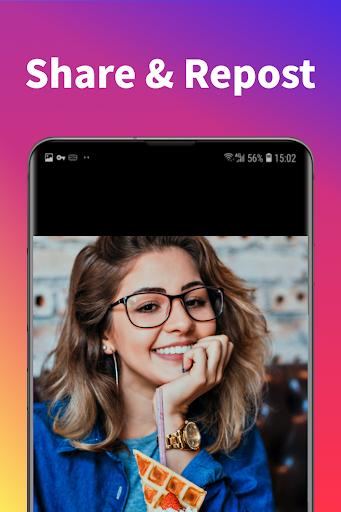 Photo & Video Downloader for Instagram - عکس برنامه موبایلی اندروید