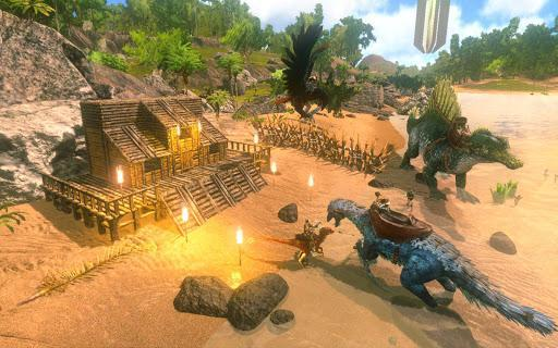 ARK: Survival Evolved – بقا در کنار دایناسورها - عکس بازی موبایلی اندروید