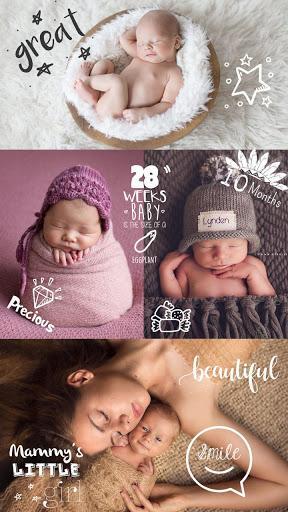 Baby Story Camera - عکس برنامه موبایلی اندروید