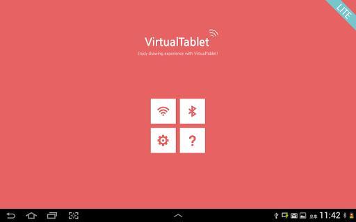 VirtualTablet Lite (S-Pen) - عکس برنامه موبایلی اندروید