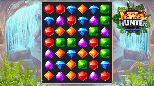 Jewel Hunter Lost Temple - عکس بازی موبایلی اندروید