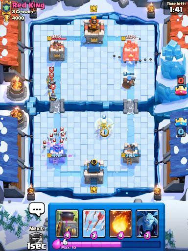 Clash Royale - Gameplay image of android game