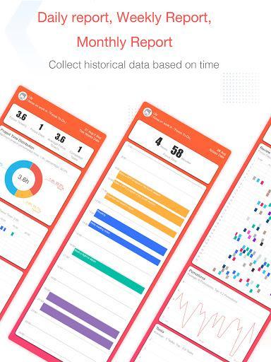 Focus To-Do: Pomodoro Timer & To Do List - عکس برنامه موبایلی اندروید