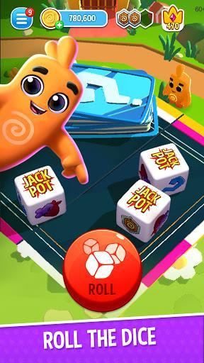 Dice Dreams™️ - رویای تاس ریختن - عکس بازی موبایلی اندروید