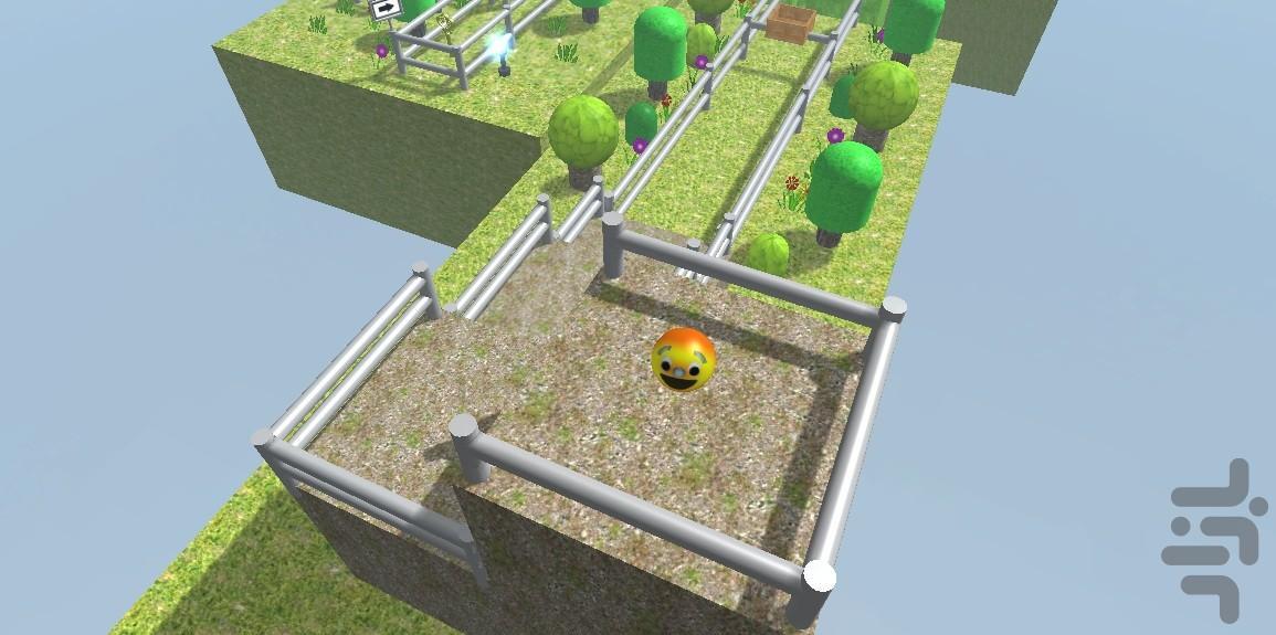 توپ شجاع (قسمت اول) - عکس بازی موبایلی اندروید