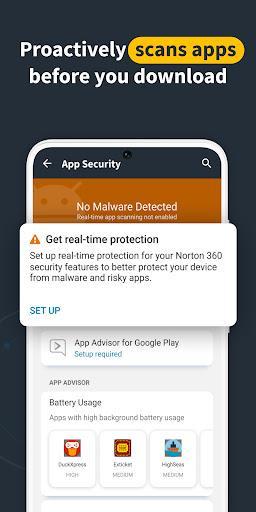 Norton 360: Online Privacy & Security - عکس برنامه موبایلی اندروید