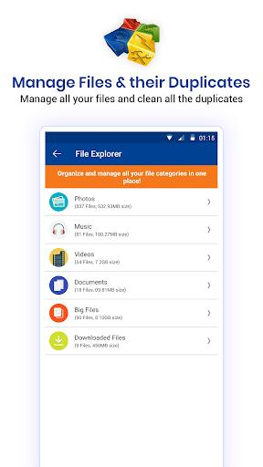 Cleaner For Android :Phone Booster & RAM Optimizer - عکس برنامه موبایلی اندروید