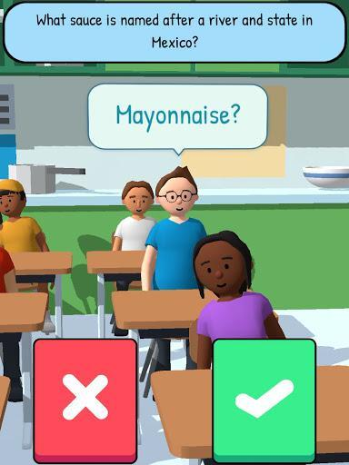 Teacher Simulator - عکس بازی موبایلی اندروید