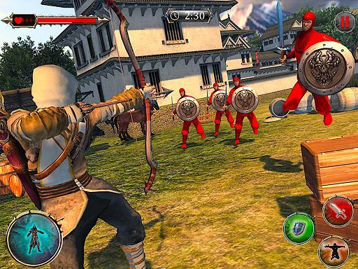 Superhero Ninja Odyssey Assassin Saga Sword Fight - عکس بازی موبایلی اندروید