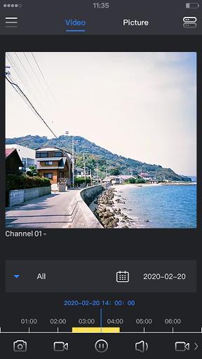 taba CCTV - عکس برنامه موبایلی اندروید