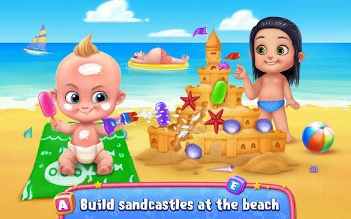 Babysitter First Day Mania - Baby Care Crazy Time - عکس بازی موبایلی اندروید