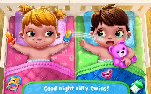Baby Twins - Newborn Care - عکس بازی موبایلی اندروید