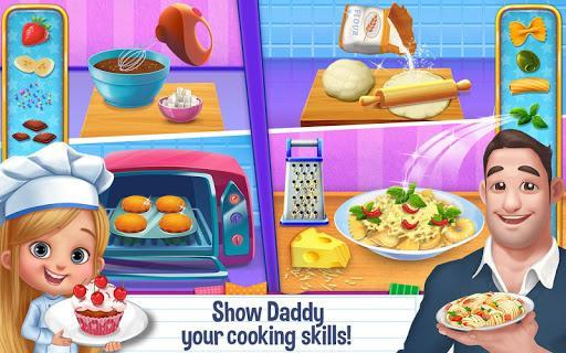 Daddy's Messy Day - Help Daddy While Mommy's away - عکس بازی موبایلی اندروید