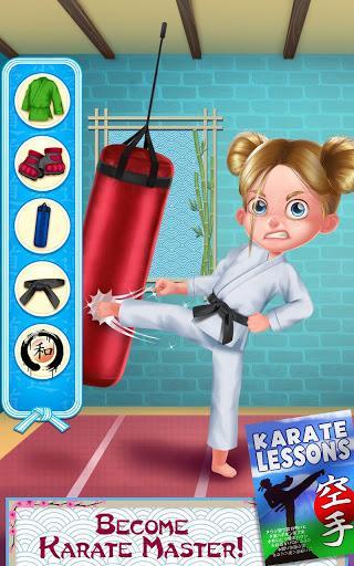 Karate Girl vs. School Bully-Based on true stories - عکس بازی موبایلی اندروید