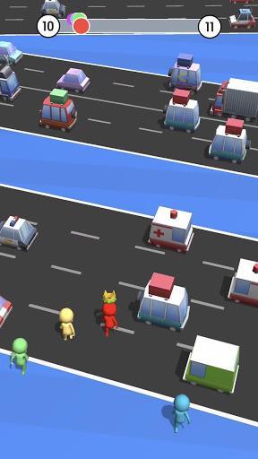 Road Race 3D - عکس بازی موبایلی اندروید