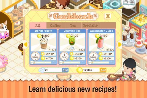 Bakery Story: Valentines Day - عکس بازی موبایلی اندروید