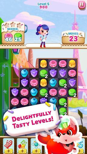 Cupcake Mania: Moscow - عکس بازی موبایلی اندروید
