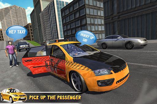 Taxi Driving Simulator World - عکس برنامه موبایلی اندروید