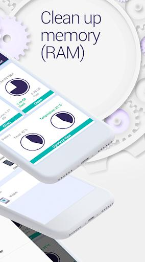Repair system for Android: Phone Cleaner & Booster - عکس برنامه موبایلی اندروید