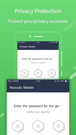 2Face: Cloner for 2 whatsapp - عکس برنامه موبایلی اندروید