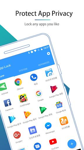Smart AppLock  (App Protect) - عکس برنامه موبایلی اندروید