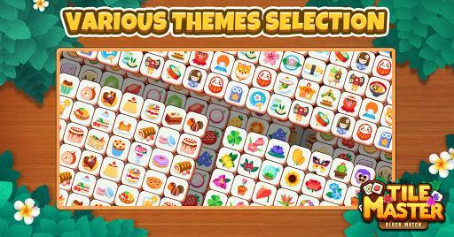Tile Connect Master:Block Match Puzzle Game - عکس بازی موبایلی اندروید