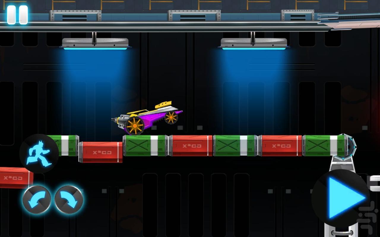 Automatrons - عکس بازی موبایلی اندروید