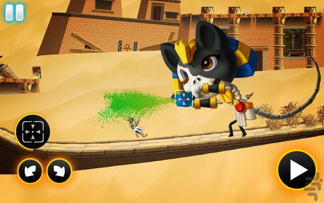 Robots - عکس بازی موبایلی اندروید