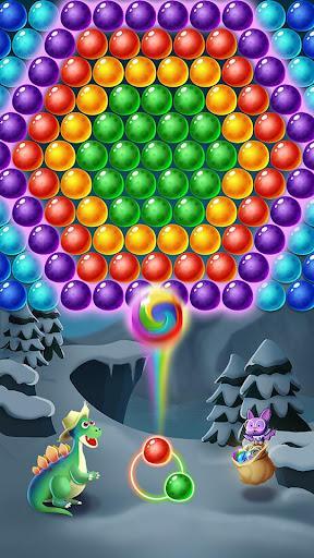 Bubble shooter - Free bubble games - عکس بازی موبایلی اندروید