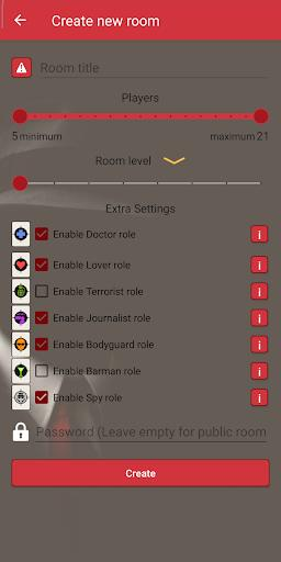 Mafia online - عکس بازی موبایلی اندروید