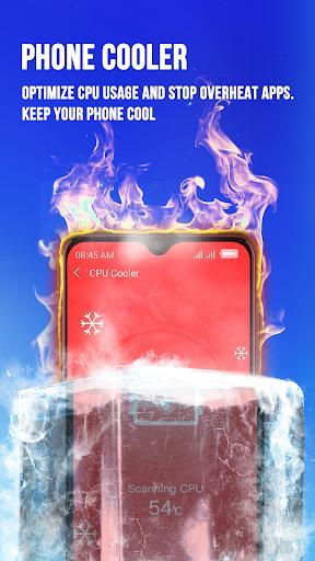 Phone Master–Junk Clean Master,Battery Saver,Boost - عکس برنامه موبایلی اندروید