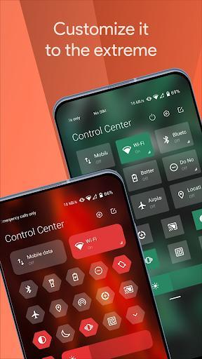 Mi Control Center - عکس برنامه موبایلی اندروید