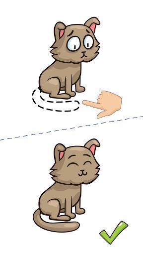 Tricky Line: Draw the Part - عکس بازی موبایلی اندروید
