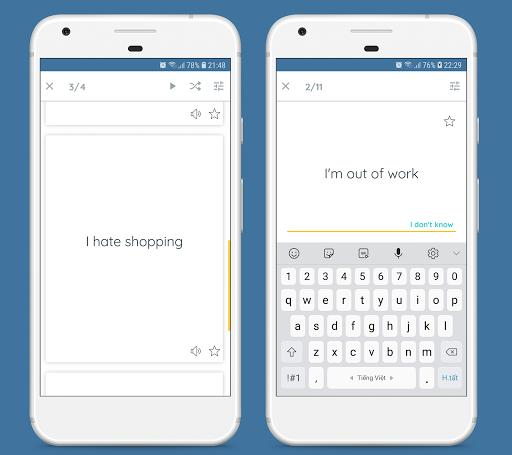 Common English phrases & words - عکس برنامه موبایلی اندروید