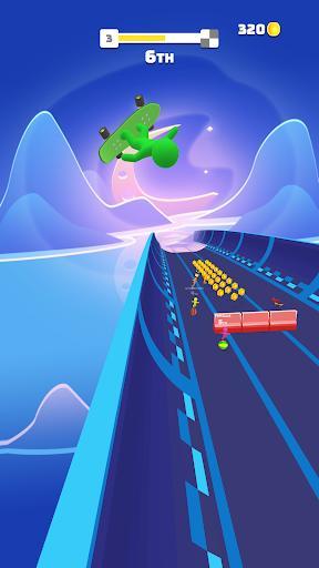 Turbo Stars - Rival Racing - عکس بازی موبایلی اندروید